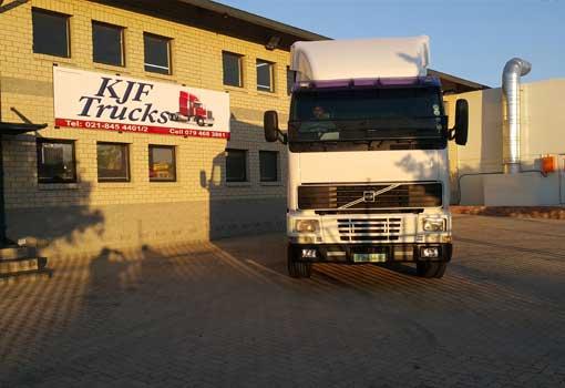 KJF Trucks & Rebuild Centre